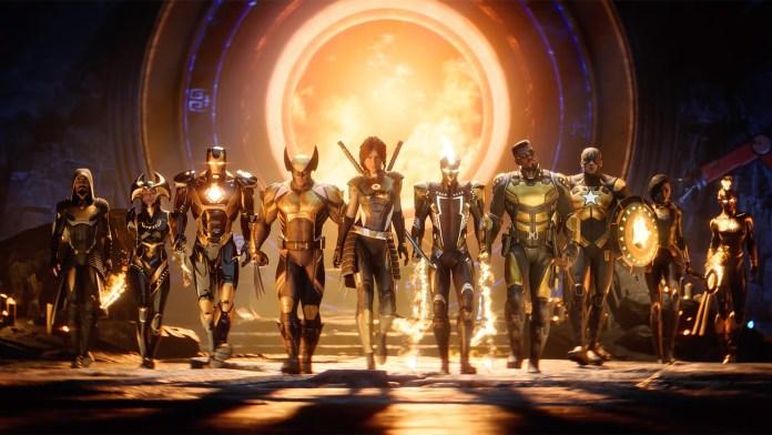 marvel's midnight suns roster