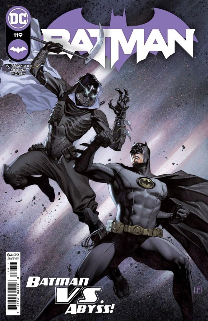 Williamson Batman