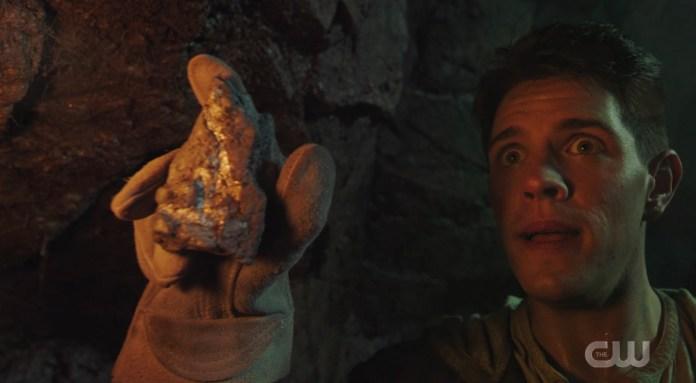 Kevin Keller finds palladium on Riverdale