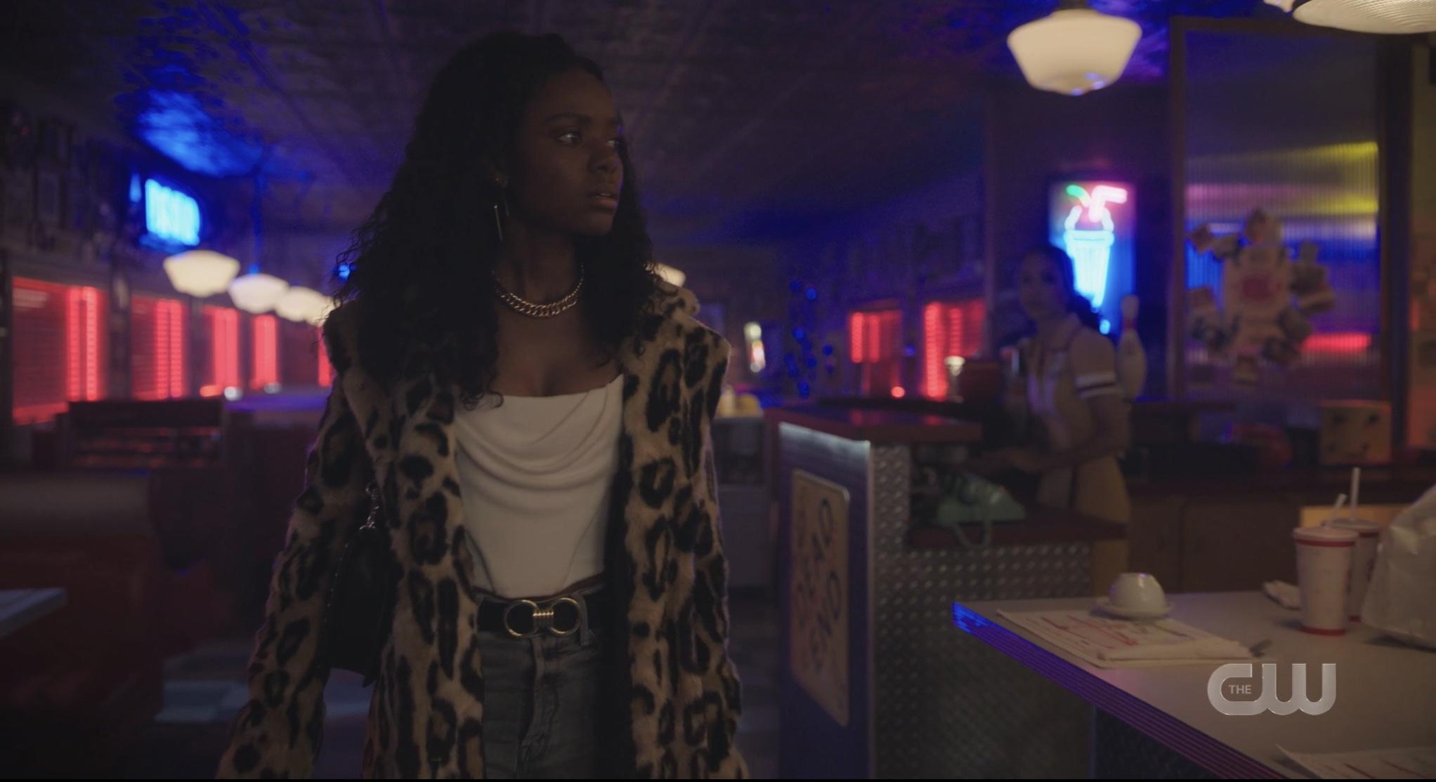 Josie McCoy returns to Riverdale