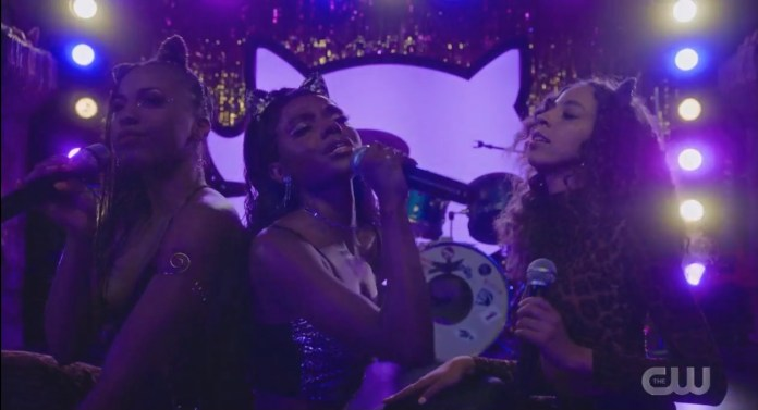 Josie and the Pussycats reunite in Riverdale