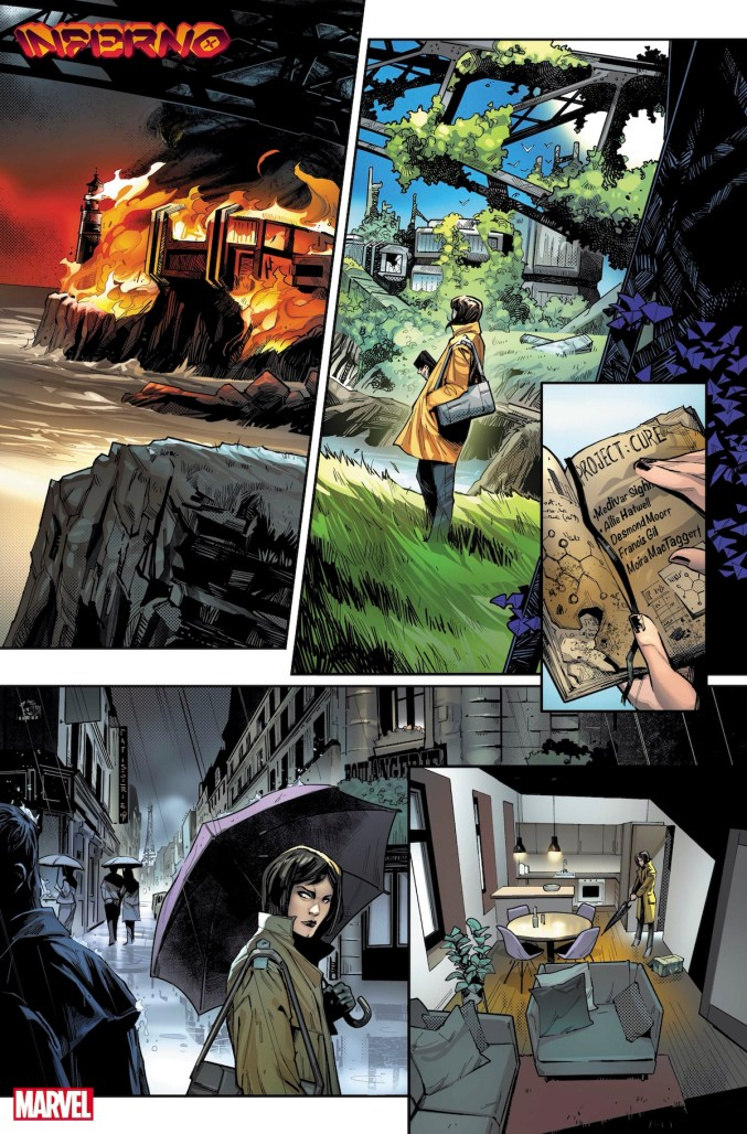 Page From Inferno #1
