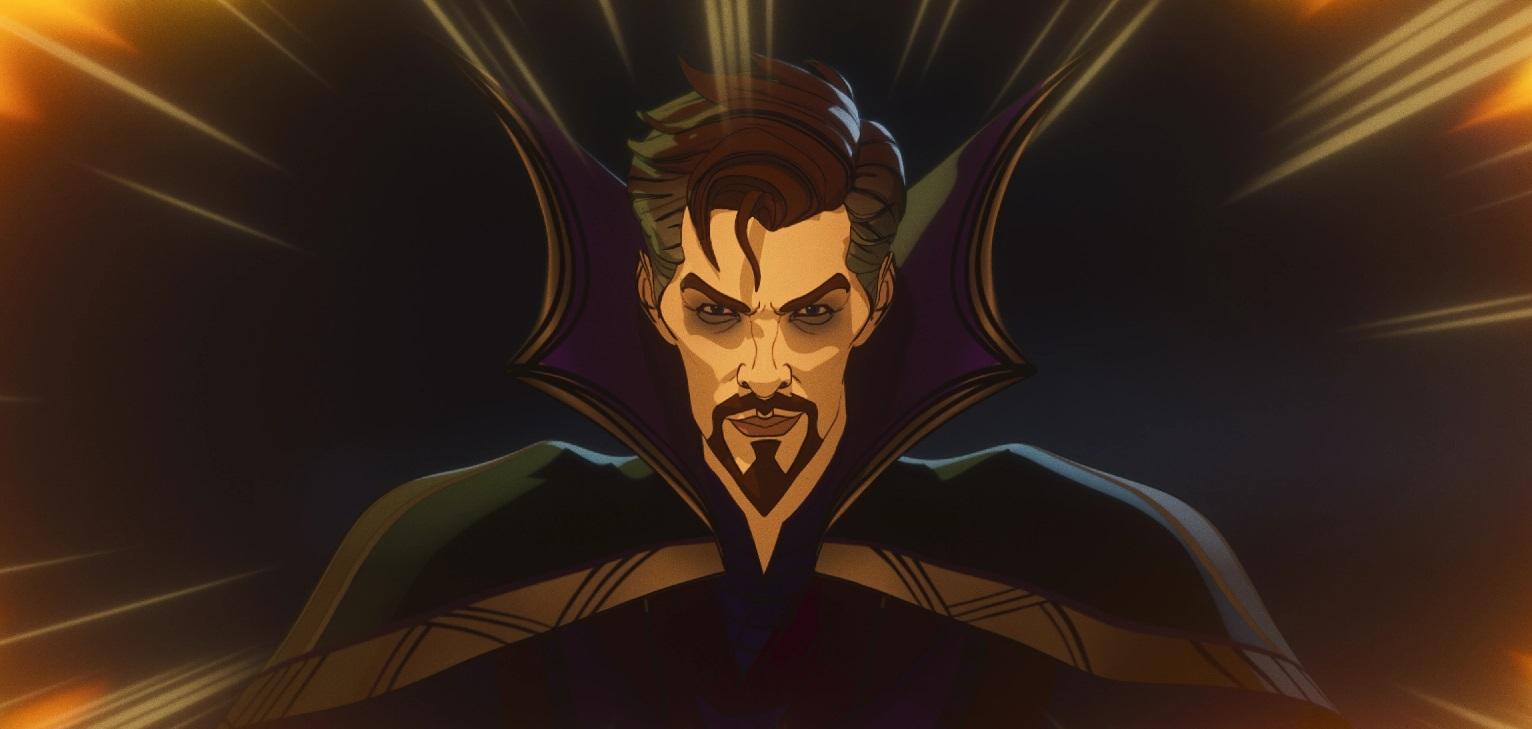 Doctor Strange Lost His Heart