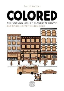 cover art for Colored - women's history
