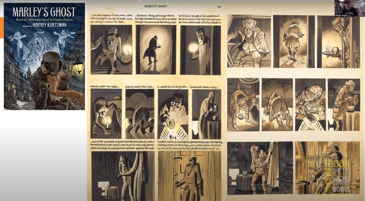 lost graphic novels