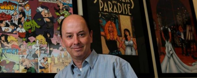 Terry Moore : Une interview au goût de Paradis