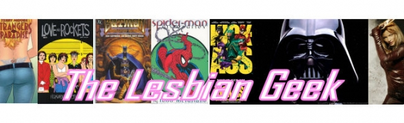 The Lesbian Geek's Awesome Week #39