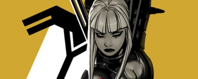 Uncanny X-Men #4 Magik cover by Townsend