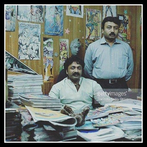 Sanjay Gupta - Manoj Gupta - Raj Comics