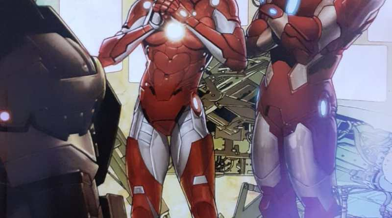 The Invincible Iron Man - Stark Resilient - Marvel