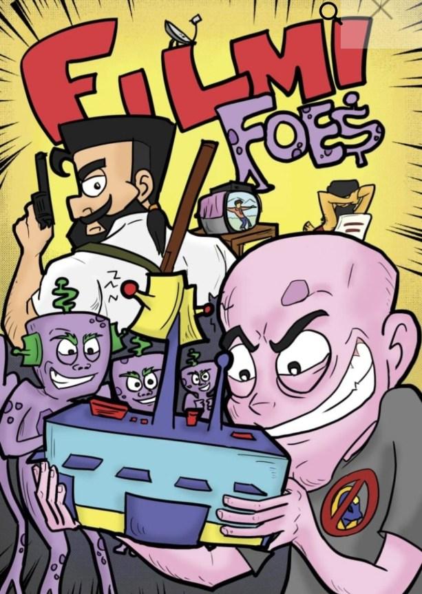 Filmi Foes Comics