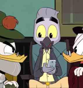 DuckTales #04: Mark Beaks 1