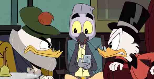 DuckTales #04: Mark Beaks 4