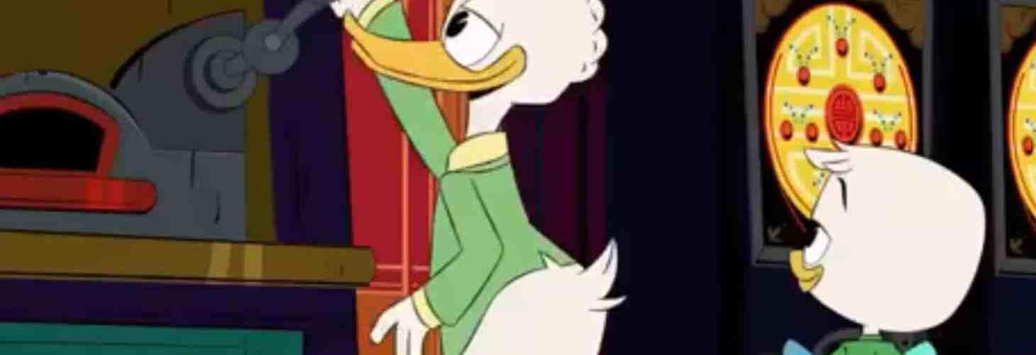 DuckTales #03: Gustav Gans 1