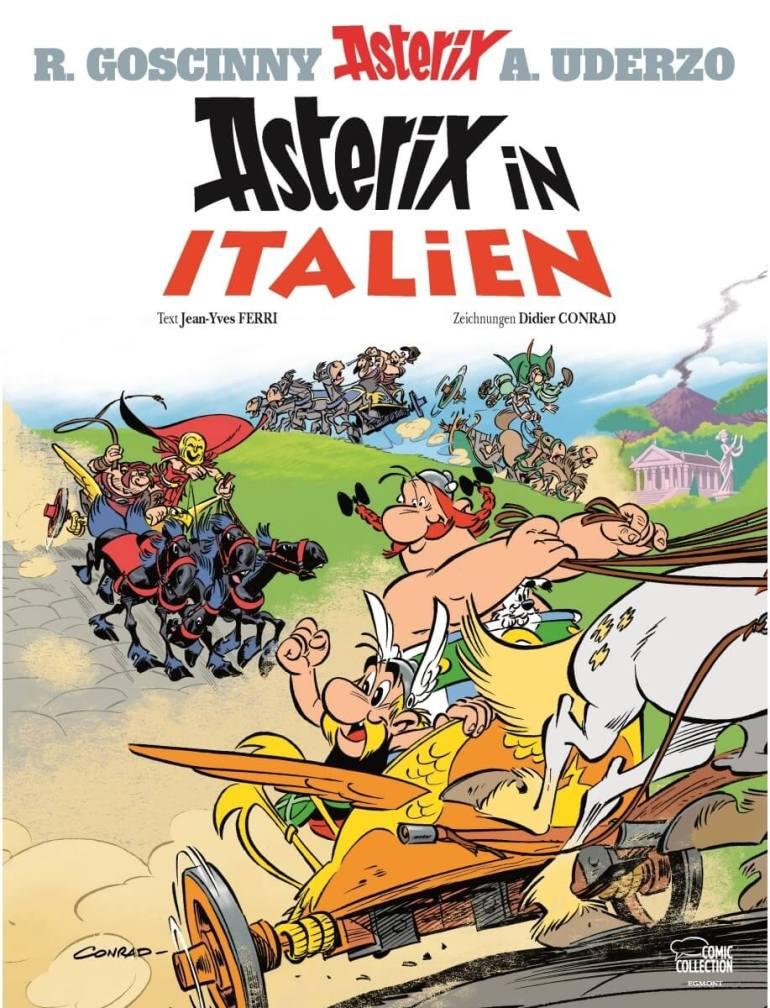 Neuer Asterix Band