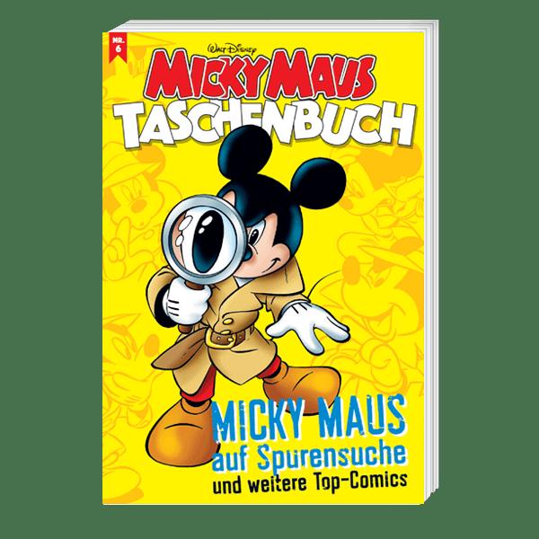 MMT 6 - Micky Maus auf Spurensuche 1
