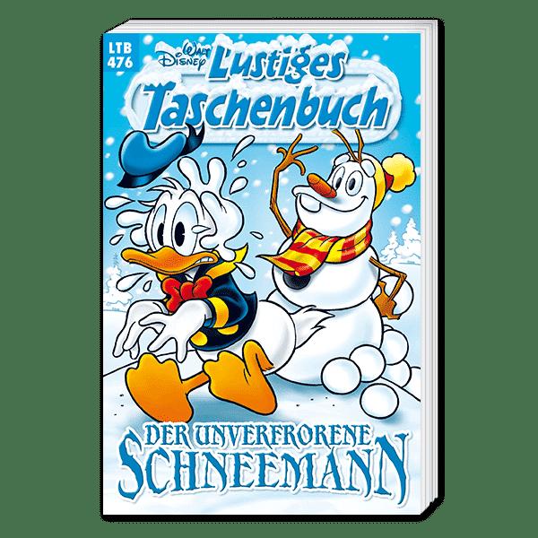 LTB 476 - Der unverfrorene Schneemann 2