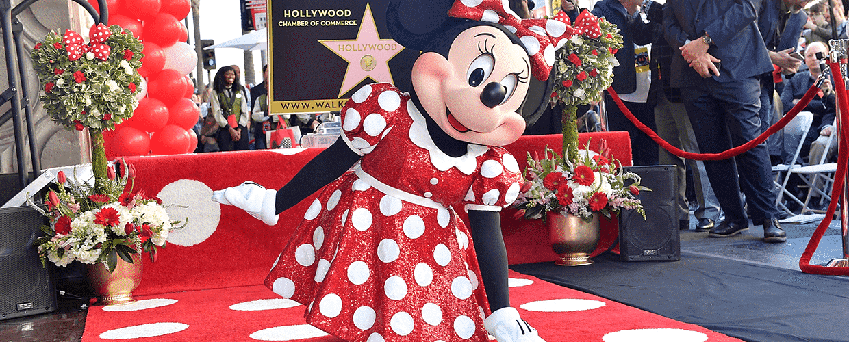 Walk of Fame für Minnie 1