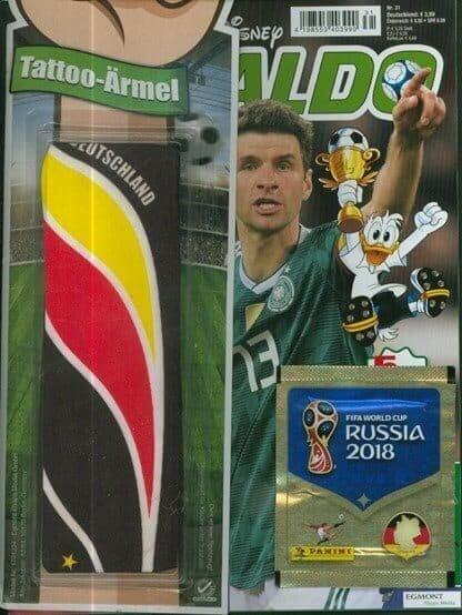Micky Maus präsentiert 031 - Donaldo 2