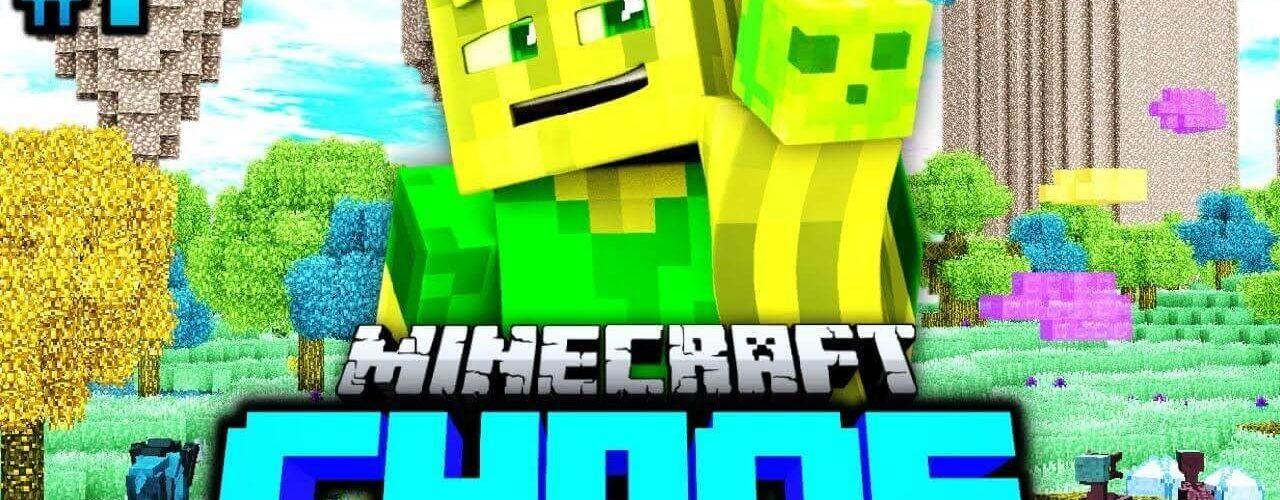 Minecraft Chaos 1