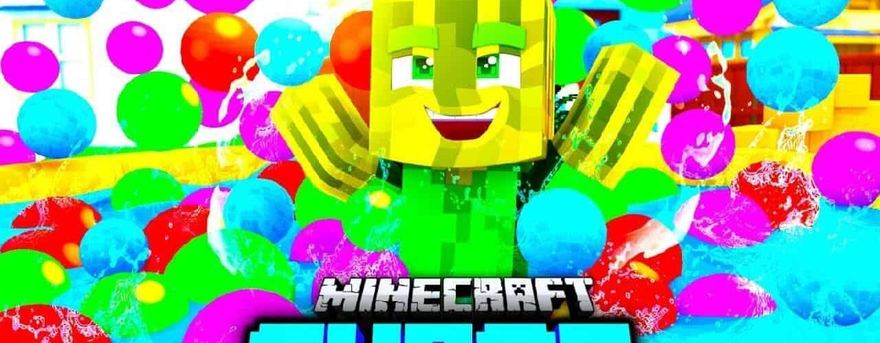 CHAOS in Minecraft?! 1