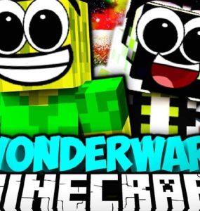 Minecraft Wonderwarp 4