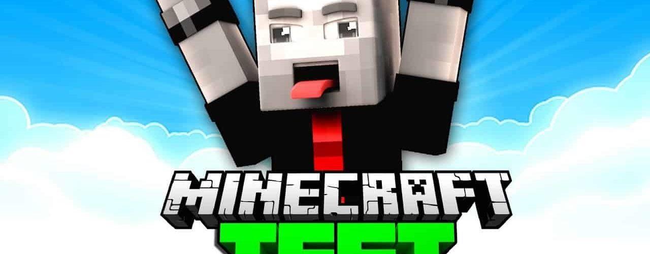 Minecraft Test 1