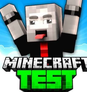 Minecraft Test 7