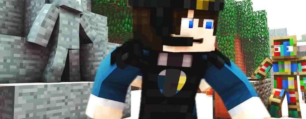 Minecraft Camo Battle 1