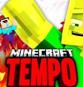 Minecraft Tempo 1