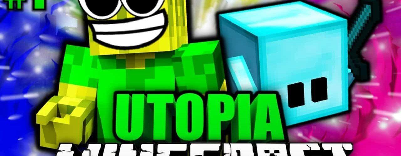Minecraft Utopia 1