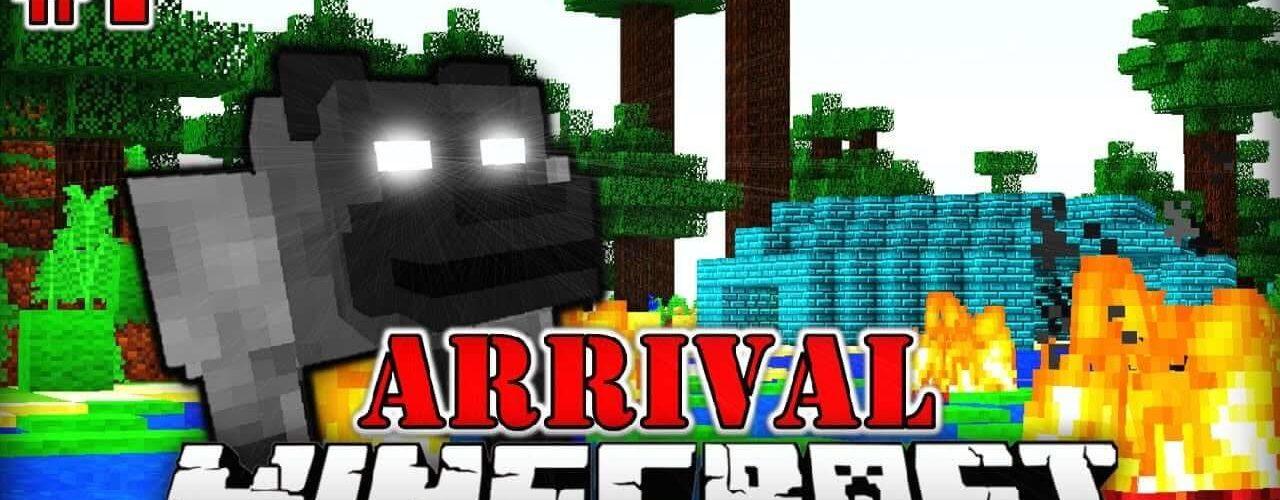 Minecraft Arrival 1