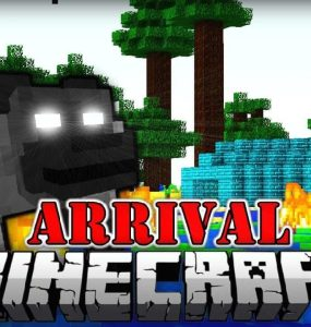 Minecraft Arrival 19