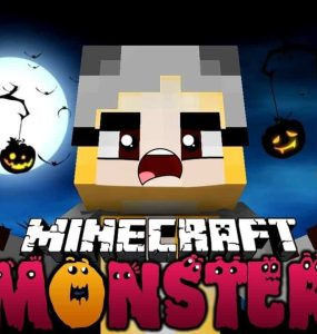 Minecraft Monster 6