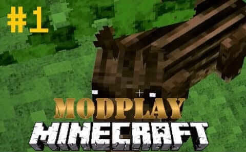 Minecraft Modplay 1