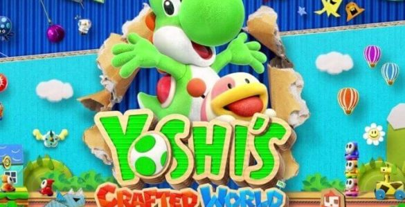 Yoshi´s Crafted World - Release bekannt! 2