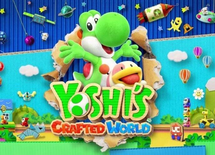 Yoshi´s Crafted World - Release bekannt! 1