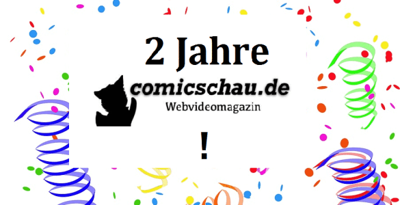 2 Jahre Comicschau! 6