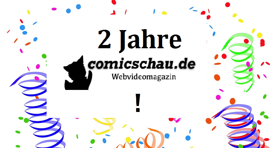 2 Jahre Comicschau! 1