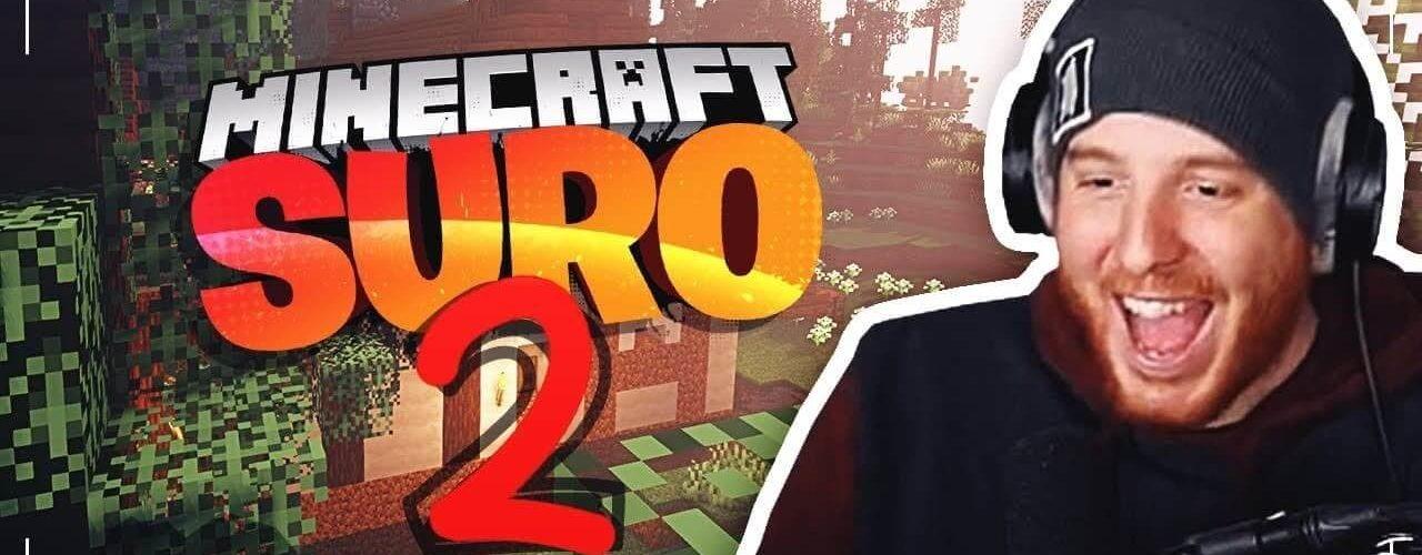 Minecraft SURO 2 gestartet! - #SURO2 News 1