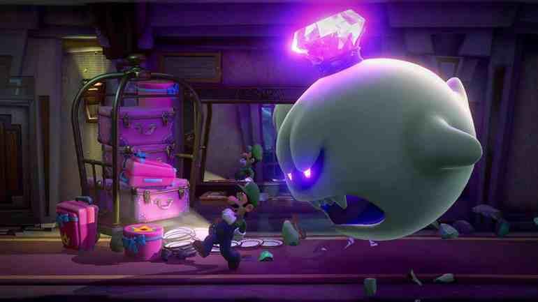 Luigi's Mansion 3 im Test: Eines der besten Spiele zu Halloween 3