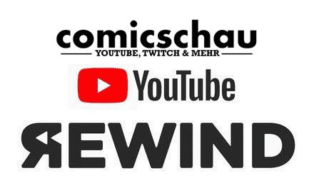 Der Comicschau - YouTube Rewind 2019 1