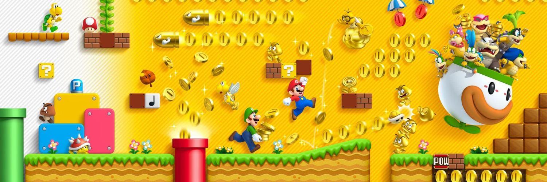New Super Mario Bros. 2 - Naja. So schlecht is' es nun auch nicht. 1