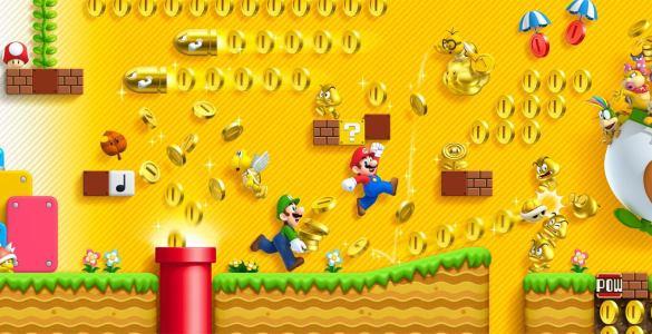 New Super Mario Bros. 2 im Test - Es ist kein schlechtes Spiel! 1