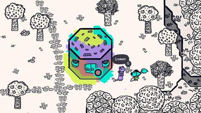 Chicory: A Colorful Tale Demo auf Steam jetzt verfügbar - Erste Eindrücke im Test 4