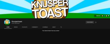 Knuspertoast löscht seine Videos von YouTube, ist das das Ende? 6