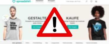 Spreadshop gehackt?: Angreifer haben womöglich Zugriff auf Daten erhalten 4