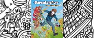 """GermanLetsPlays Buch """"Im Wirbel der Welten"""" erscheint bald 5"""