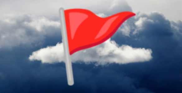red flag bedeutung meme erklärung twitter instagram