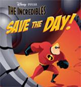 السيد إنكريدابل ينقذ العالم!